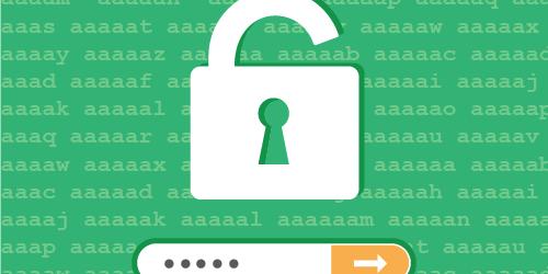 Kako izbrati varno geslo ?