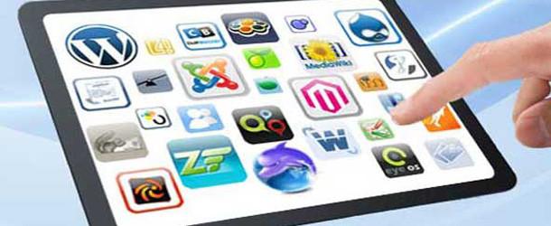 Softaculous – aplikacija s prednameščenimi programi