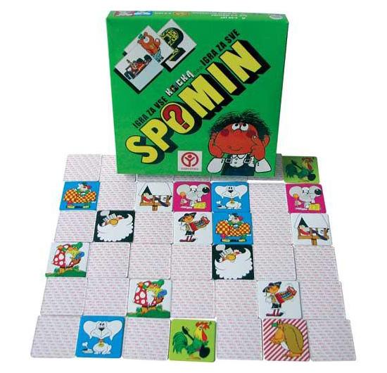 Igra Spomin