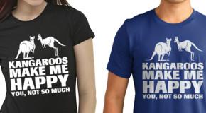 Prodaja majic kot priložnost za spletni zaslužek