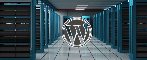 Spletno gostovanje za WordPress