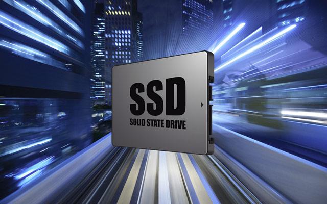 SSD diskovna enota