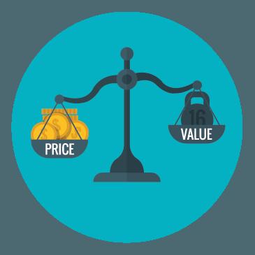 Cena in kakovost storitve
